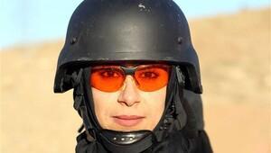 Afgan kadın polisler Sivasta eğitiliyor