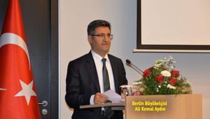 Büyükelçi Aydın: Almanya'daki çocuklarımızın eğitimi istenilen seviyede değil.