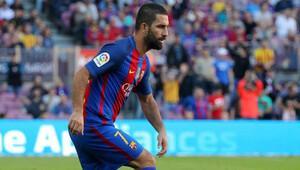 Arda Turan Barcelona idmanına katılmadı