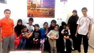 Kazak ailenin bekleyişi 44 gündür sürüyor