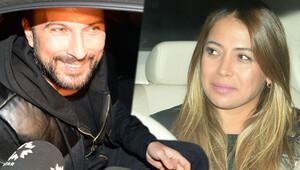 Tarkan ile Pınar Tevetoğlu hasta ziyaretinde