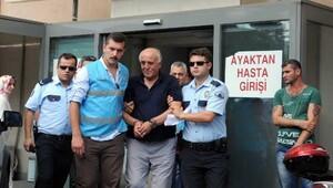 Hakan Şükürün babası ile Adil Öksüzün kayınvalidesi ev hapsi kararıyla tahliye edildi