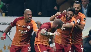 Galatasaray 3-1 Bursaspor / MAÇIN ÖZETİ