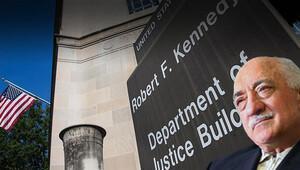 ABD Adalet Bakanlığı Gülen konusunda suskun