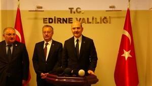 Bakan Soylu: Avrupa, Türkiyeyi kendisine tampon bir ülke olarak görüyor,(2)