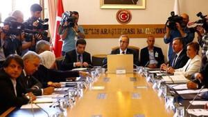 Erdoğan ve Yıldırıma soru Gül ve Davutoğluna davet
