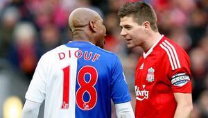 El-Hadji Diouftan Gerrarda ağır eleştiri