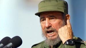 Fidel Castro: Sakalı, purosu ve haki üniformasıyla Batıya kafa tutan devrimci