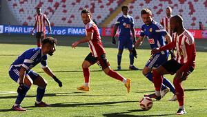 Alpay Özalana büyük şok Sivasspor 2-0 Eskişehirspor