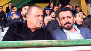 Fatih Terim 3. Lig maçında
