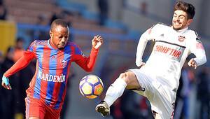 Kardemir Karabükspor-Gaziantepspor: 2-0