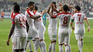 Antalyaspor 1-0 Adanaspor / MAÇIN ÖZETİ