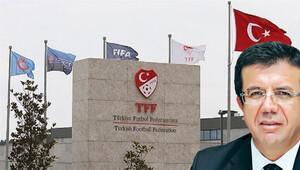 Bakan Zeybekçi: TFFye sesleniyorum...