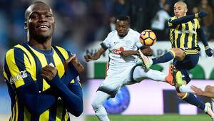 Çaykur Rizespor 1-5 Fenerbahçe / MAÇIN ÖZETİ