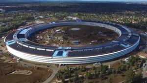 Appleın uzay üssünün son hali ortaya çıktı