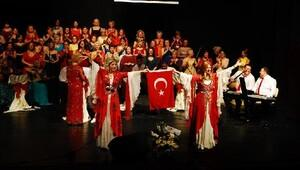 Nilüfer Kadın Korosu Livaneli Şarkıları ile büyüledi