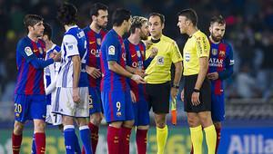 Ardasız Barcelona kayıp