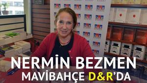 Ünlü yazar Nermin Bezmen, İzmirli kitapseverlerle buluştu
