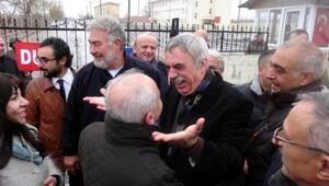 Sarp Kuray, cezaevinden tahliye oldu