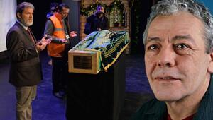 Tiyatrocu Münir Akça son yolculuğuna uğurlandı