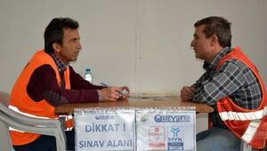 ÇTSOdan inşaat işçilerine Mesleki Yeterlilik Sınavı