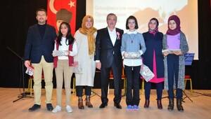 İlçe protokolü 24 Kasımı birlikte kutladı