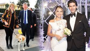 Pelin Akın ile Cem Bayer Özalp evlendi