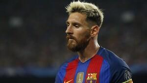El Clasico öncesi Messi paniği