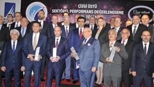 Kocaeli Sanayi Odası Sektörel Performans Ödülleri sahiplerini buldu