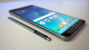 Galaxy Note 7nin özelliği Galaxy Note 5e geldi