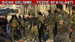 Esad, Halep'i bölerek alıyor