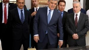 Abdullah Gül Müzesini, Erdoğan ve Gül birlikte açacak