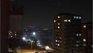 Ankara'da 'UFO görüldü' iddiası