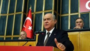 Bahçeliden idam açıklaması: AKP idam cezasıyla ilgili kanun teklifini TBMMye taşımalıdır / Fotoğraflar