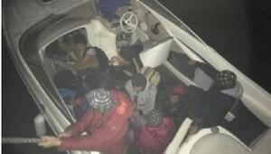 Kaçakları kişi başı 2 bin dolara Yunanistan'a geçiren kaptan tutuklandı