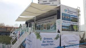 Kayseri'ye Mayıs ayına kadar 3.5 milyon fidan dikilecek