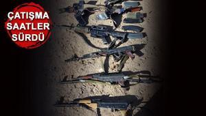 Mavi listedeki PKKlı öldürüldü