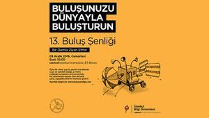 """İstanbul Bilgi Üniversitesi'nden genç mucitleri """"buluş""""turan şenlik"""