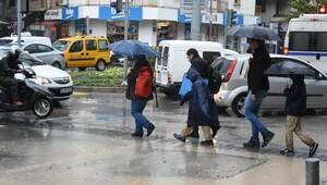 İzmirde 2 günde metrekareye 85 kilo yağış düştü