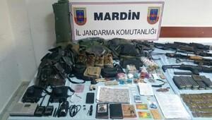 Nusaybinde 5 PKKlı terörist ölü ele geçti - ek fotoğraflar