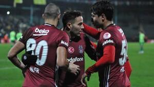 Darıca Gençlerbirliği-Beşiktaş maçı fotoğrafları