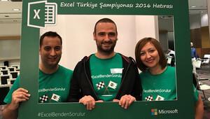 Excel Yarışması'nın Türkiye şampiyonu finallere gidiyor