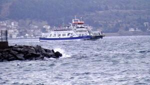 Çanakkalede ada seferlerine fırtına engeli