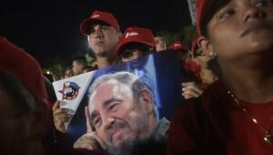 Castronun külleri devrim yolunu takip edecek