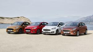 İşte yeni Ford Fiesta