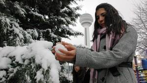 Ankara Valiliğinden kar yağışı uyarısı