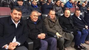 Tuzlaspor: 4 - 24 Erzincanspor: 0 (Ziraat Türkiye Kupası)