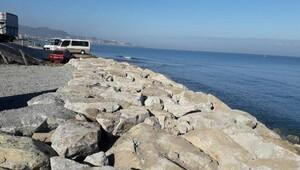 Büyükşehir Belediyesi deniz tahribatına karşı önlem aldı