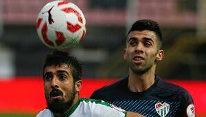 Akhisar Belediyespor- Bursaspor: 3-3