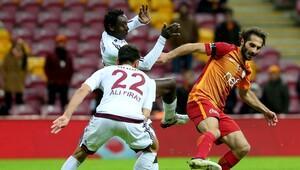 Galatasaray 1-1 Elazığspor / MAÇ ÖZETİ
